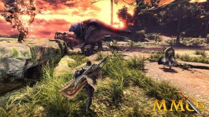 monster hunter world pc release